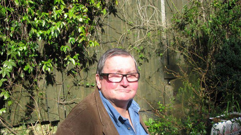 Terrance Dicks. Pic: Stephen Dicks