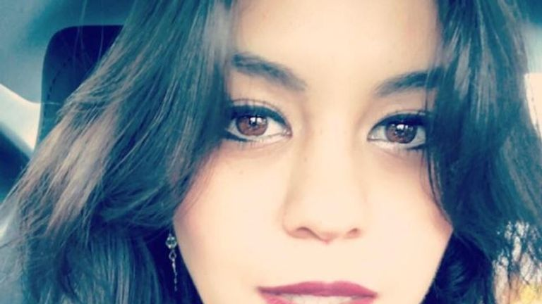 Postal worker Mary Granados, 29, was killed in the attack. Pic: GoFundMe
