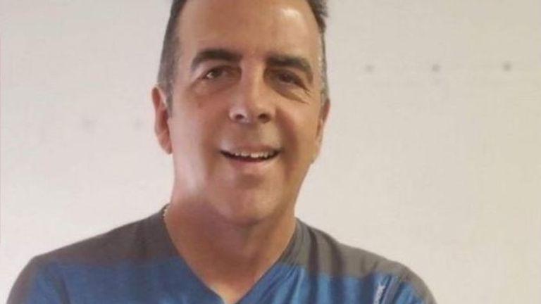Rodolfo Arco, 56, ran a trucking business. Pic: GoFundMe