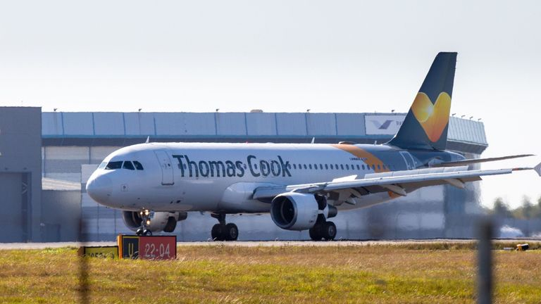 Thomas Cook has ceased trading, leaving an estimated 150,000 Britons abroad awaiting repatriation