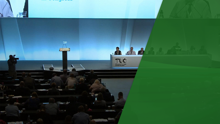 The TUC want to end class discrimination