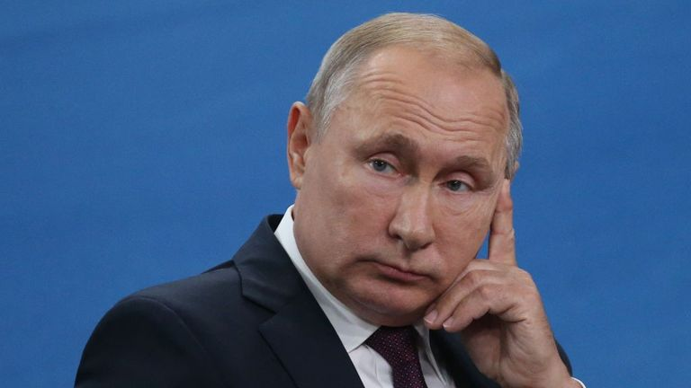Vladimir Putin's United Russia party has lost seats in the country's local elections