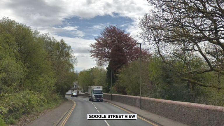 Boy, 12, dies after being knocked off bike by car in South Wales
