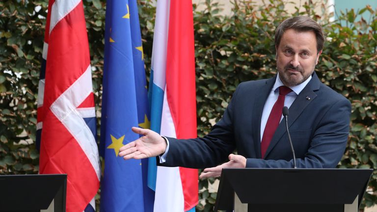 Luxembourg PM's 'stunt' is a reminder why the UK wants Brexit, says US ambassador