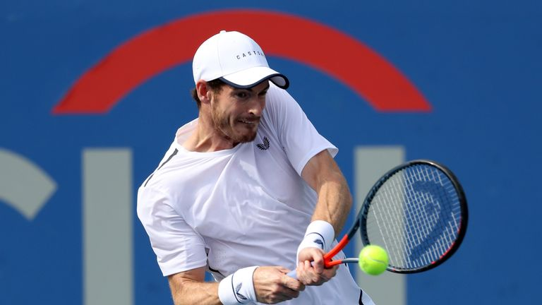 Murray hoping to face Djokovic, Nadal and Federer again