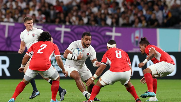 England Make Wholesale Changes Ahead Of USA Clash