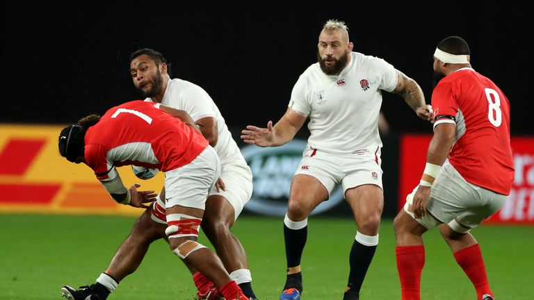 England make ten changes for World Cup clash against USA