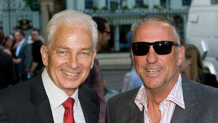 After over two decades of service to Sky Sports, here are some David Gower and Sir Ian Botham's highlights...