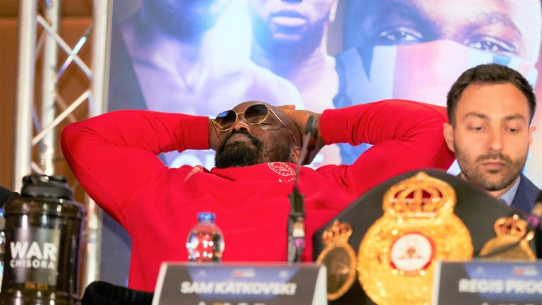 Derek Chisora has always been at home amid chaos - that shows no sign of changing | Boxing News |