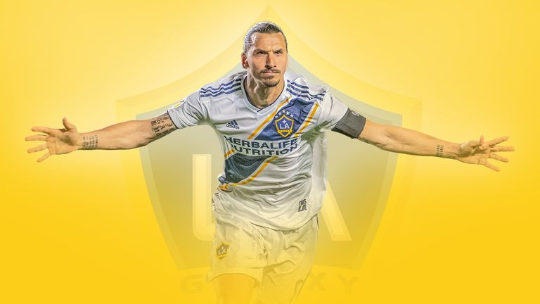 Here are some of Ibrahimovic's MLS career highlights as he waves goodbye to LA Galaxy after two seasons.