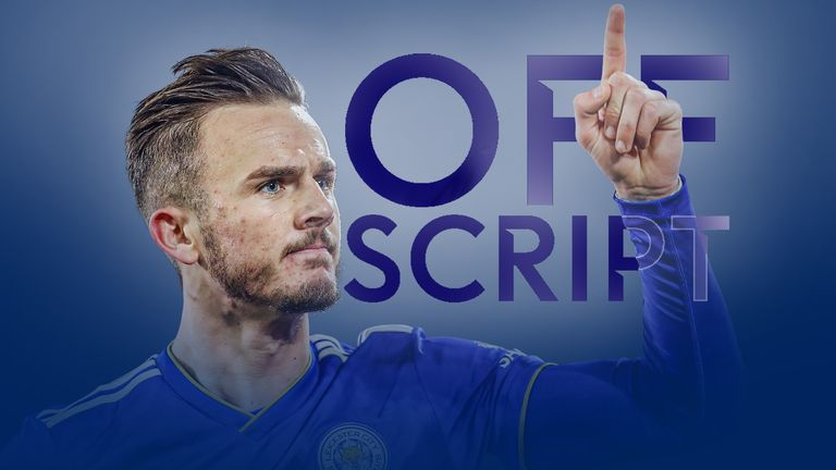 Off Script: Inside James Maddison's life - dealing with fame, cricket, MNF and more | Football News |