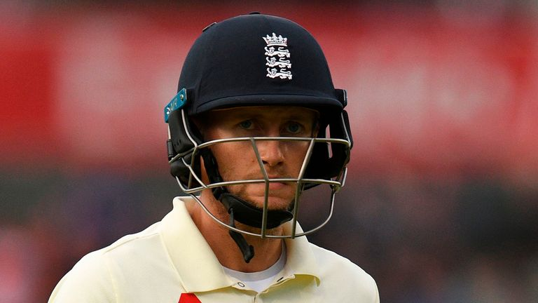 0:34                                            James Anderson says that Test captain Joe Root must share the 'same vision' as the next England head coach
