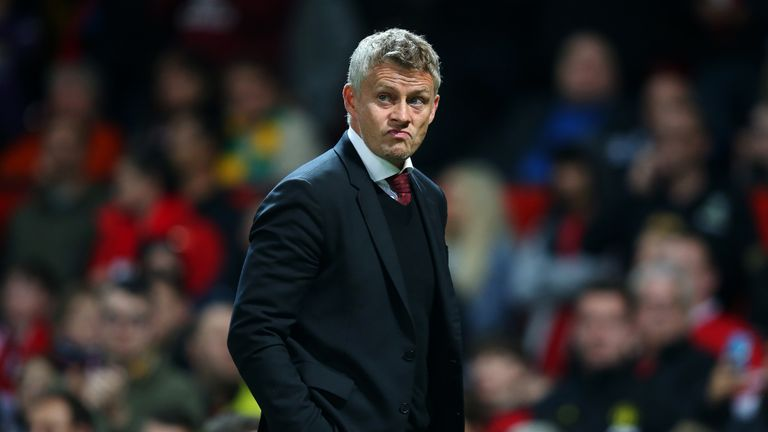 Manchester United manager Ole Gunnar Solskjaer says he will not panic buy in the January transfer window amid increasing pressure at Old Trafford.