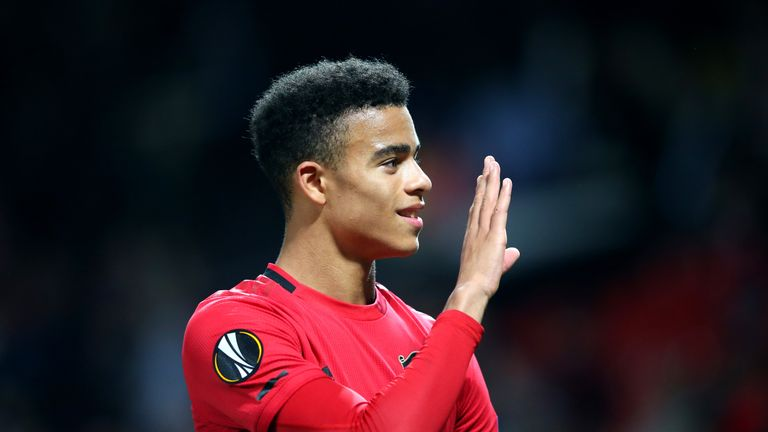 Greenwood takes centre stage as Solskjaer turns to Man Utd kids