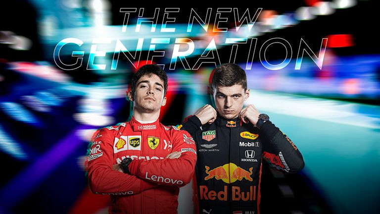 The 'New Generation' of F1's drivers