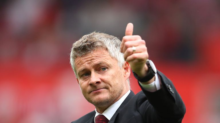 Manchester United must give Ole Gunnar Solskjaer time to carry out his process of change at Old Trafford, says Jamie O'Hara.