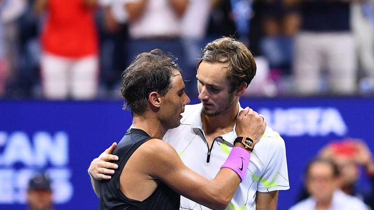 Rafael Nadal celebrates 'unforgettable' US Open triumph | Tennis News |
