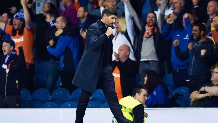 Rangers must build on win over Feyenoord, says Steven Gerrard | Football News |