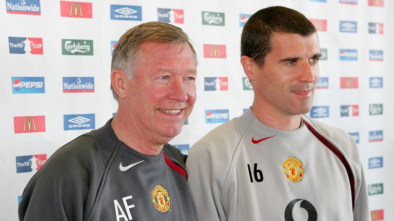 Roy Keane on his relationship with Sir Alex Ferguson | Football News |