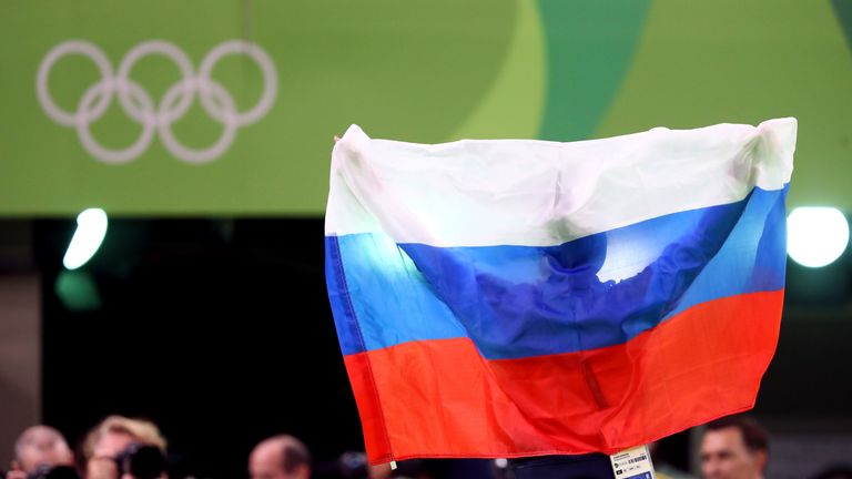 IAAF extended Russia's ban from international athletics earlier this summer