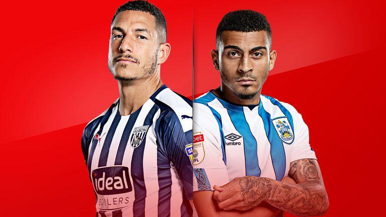 West Brom vs Huddersfield