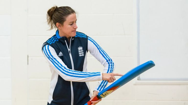 Oval Invincibles coach Lydia Greenway discusses The Hundred and what it means for women's cricket