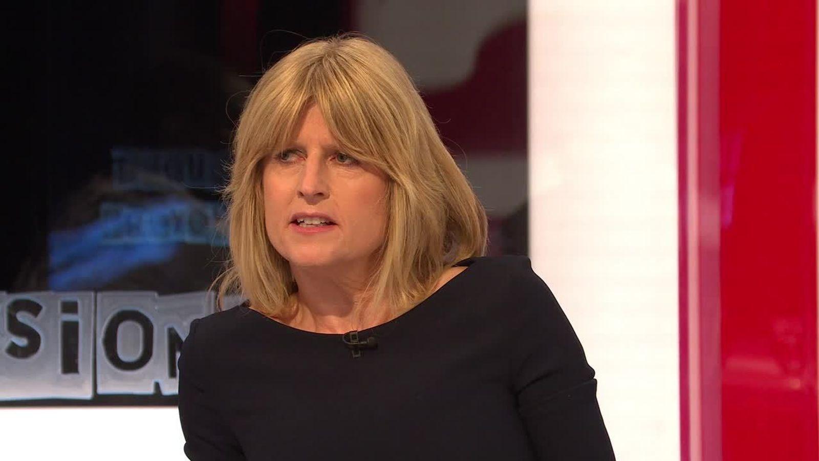 Boris Johnsons language was tasteless - says his sister