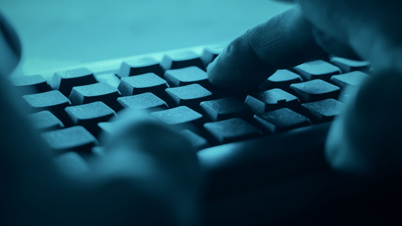 Hundreds held in dark web child pornography crackdown