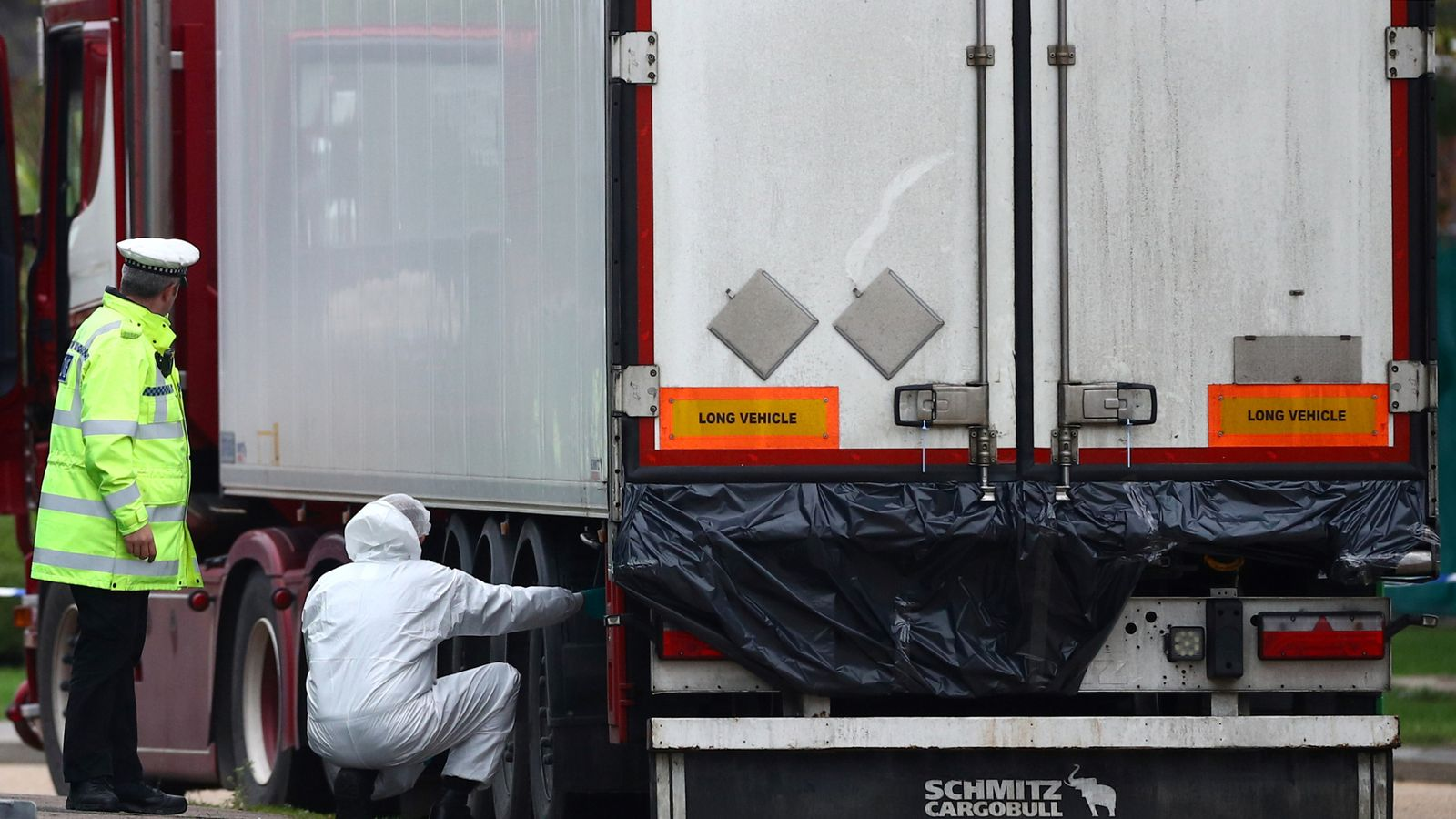 Essex lorry deaths: 26 arrested in France and Belgium - EpicNews