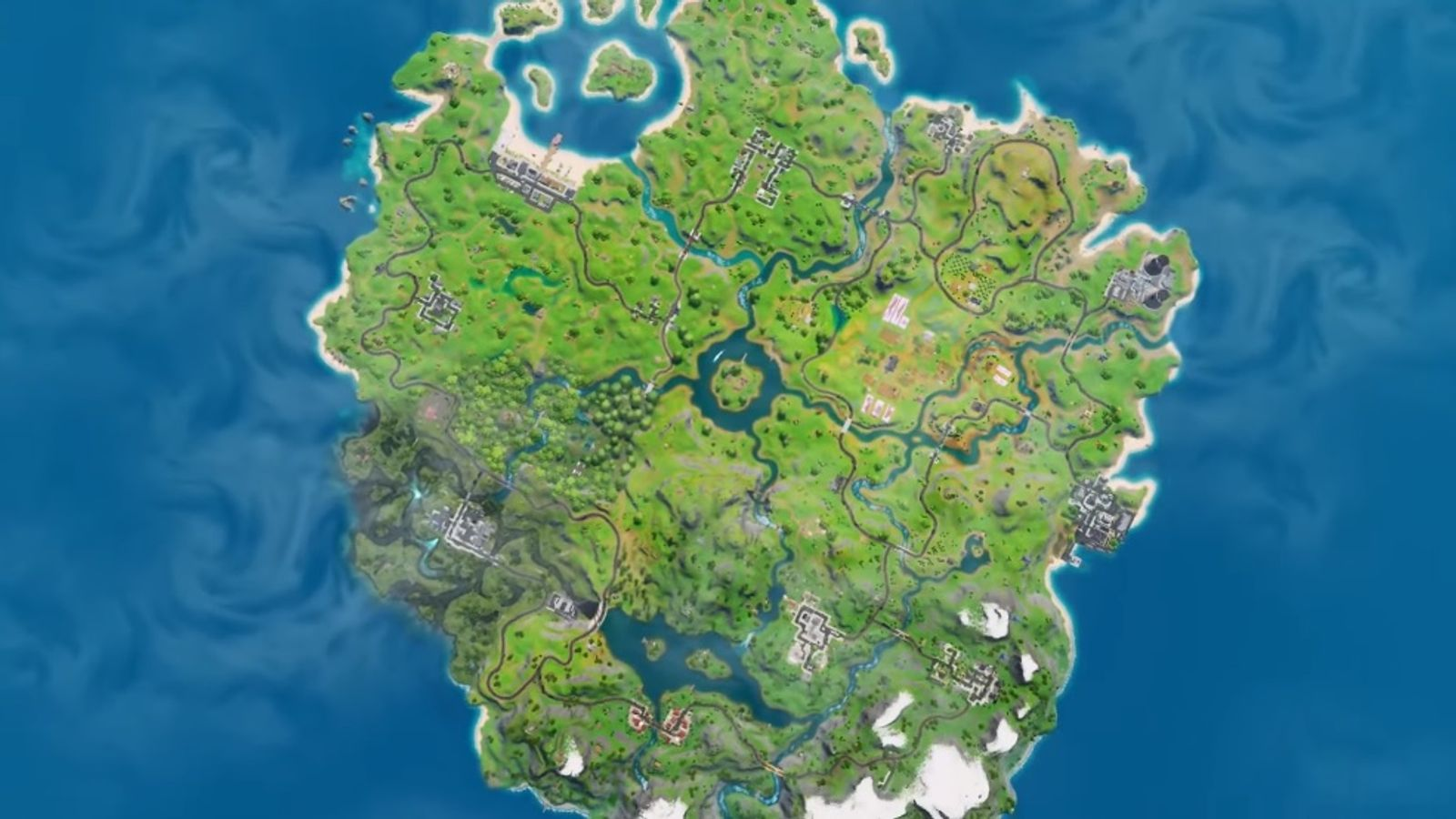 Neue Fortnite Map