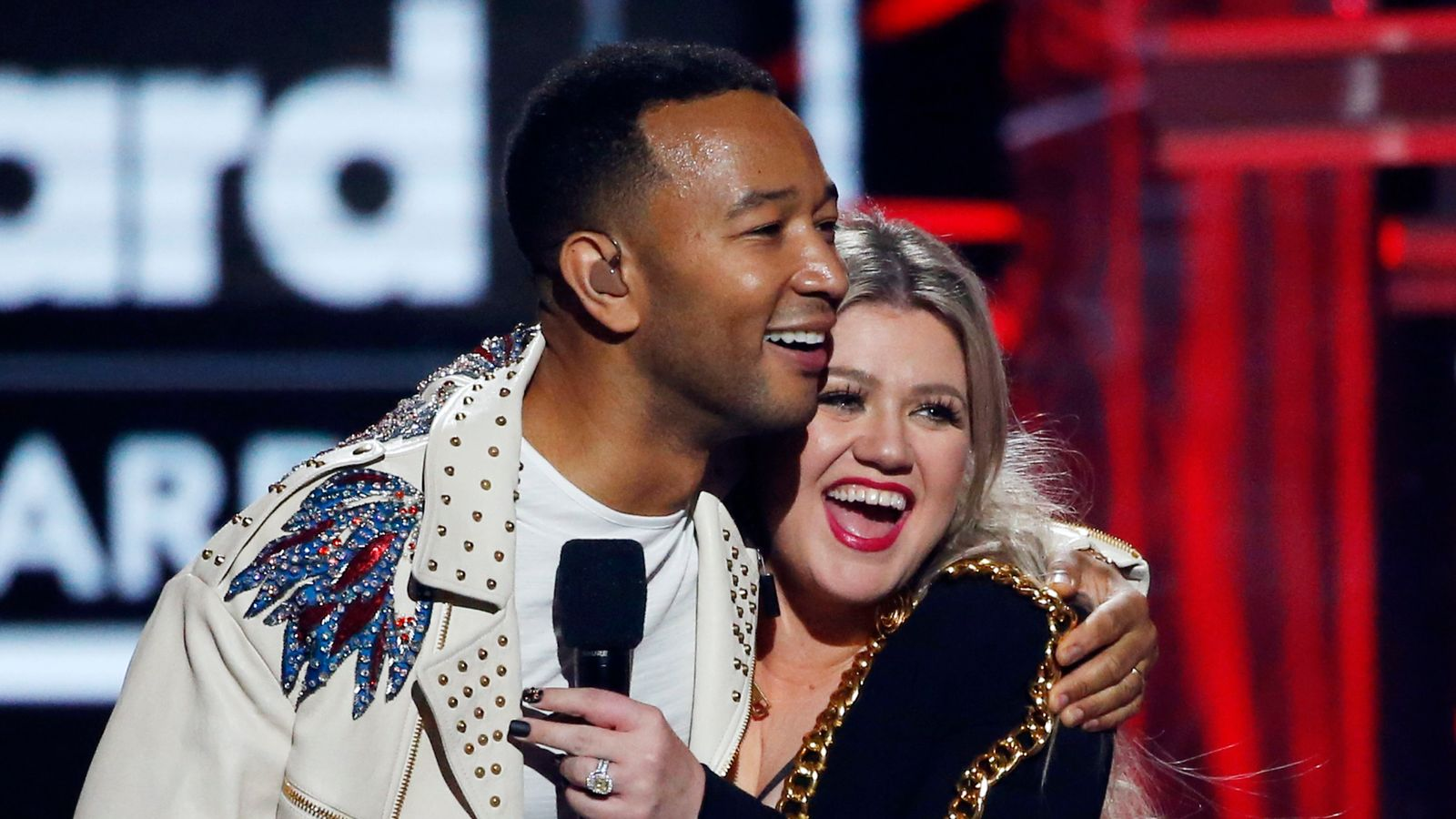 John Legend and Kelly Clarkson re-record Baby, It's Cold Outside for #MeToo era