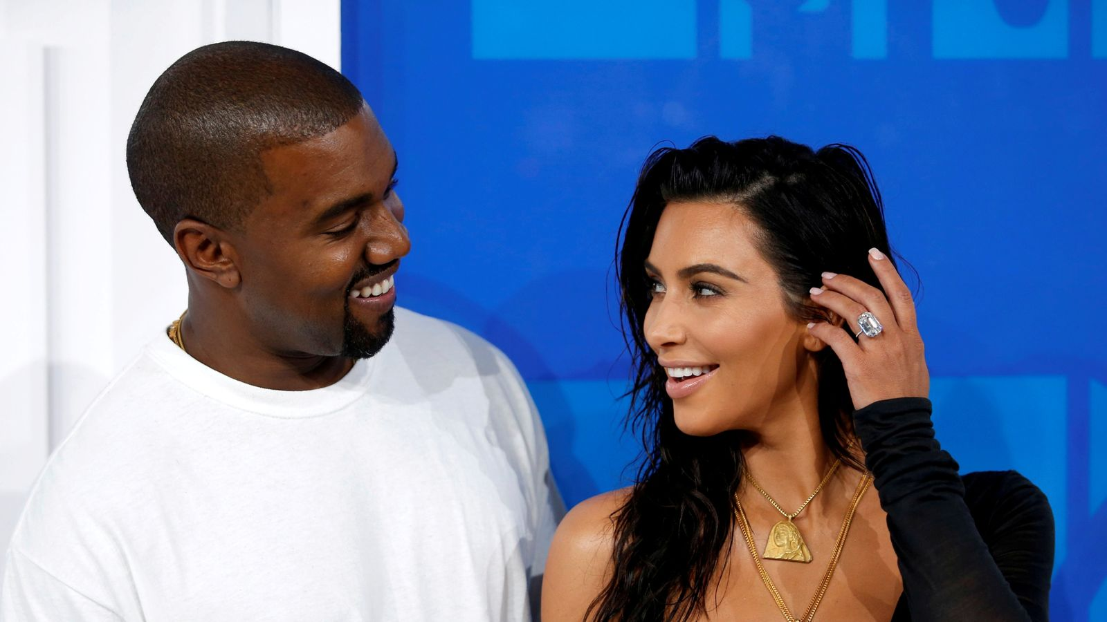 Kim K reveals Kanye's $1m charity donation for her birthday