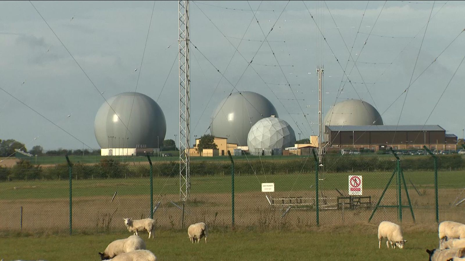 Harry Dunn: Family 'upset' as plans to redevelop US spy base where he died are revealed