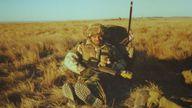 Army veteran Lee 'Pablo' Williams