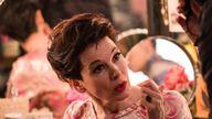 Renee Zellweger plays Judy Garland in a new biopic