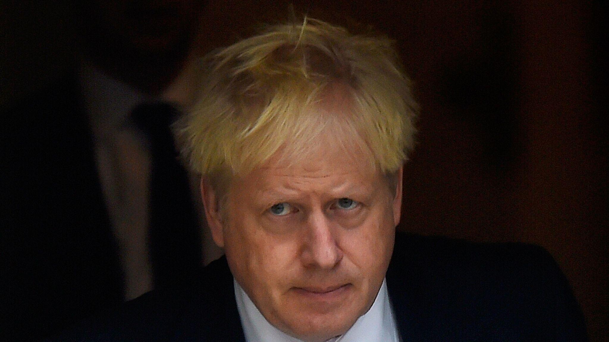 Brexit: Boris Johnson in final rallying call as rebels plot last-minute hurdle