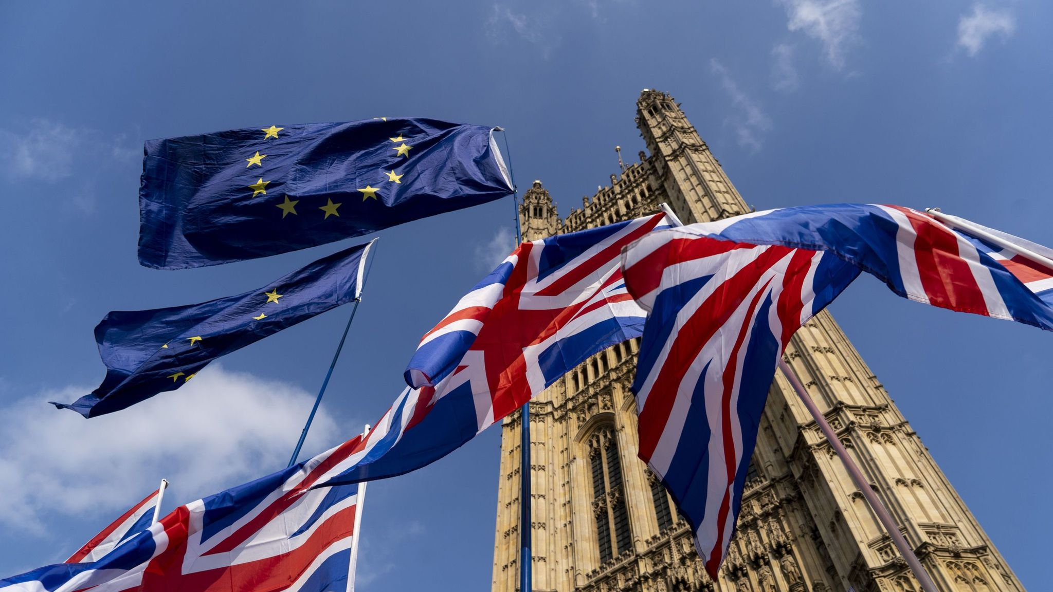 MPs withhold approval for Brexit deal - so what happens next?