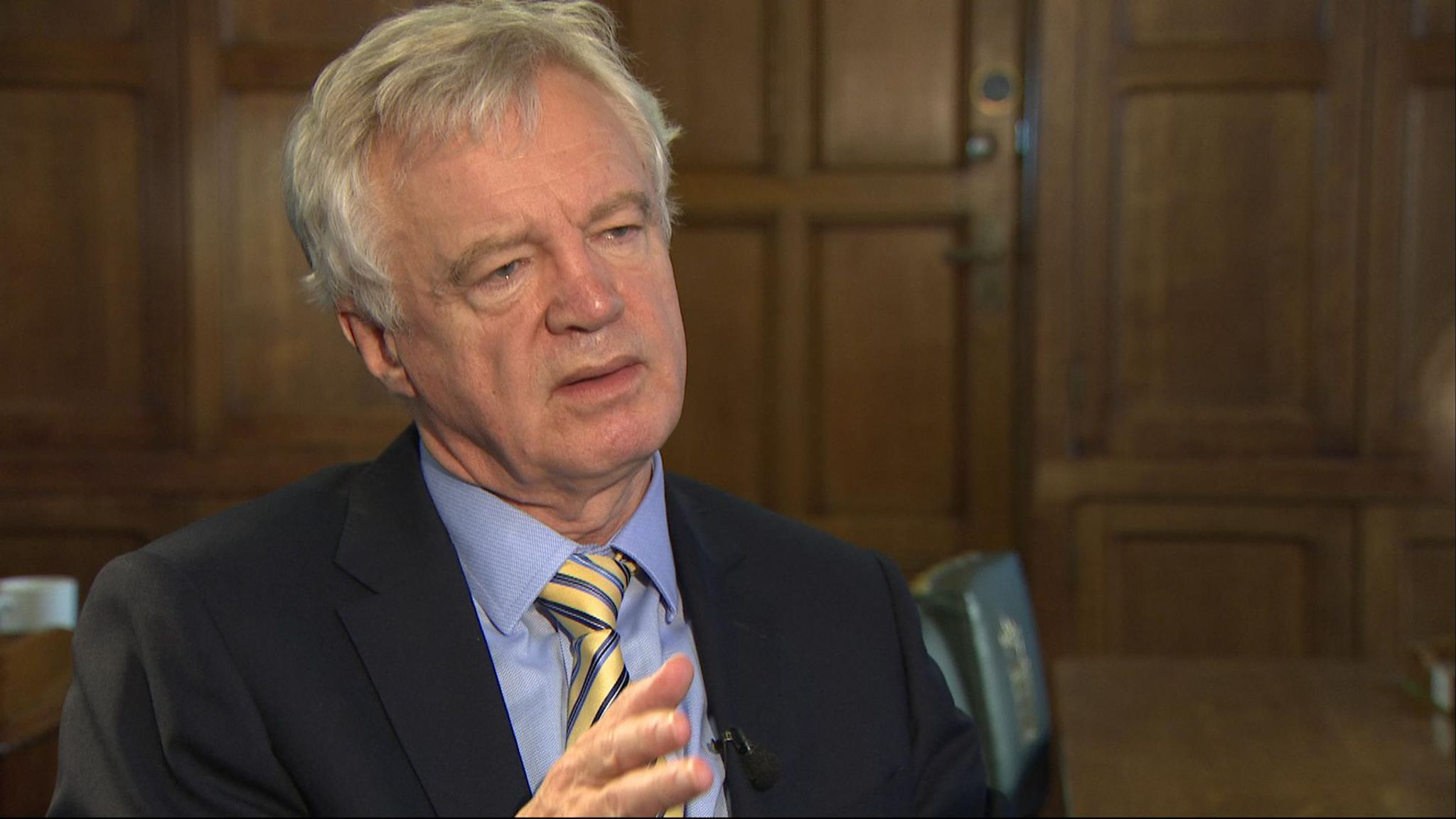 David Davis warns Tory Brexiteers: 'Remember the Spartans lost!'