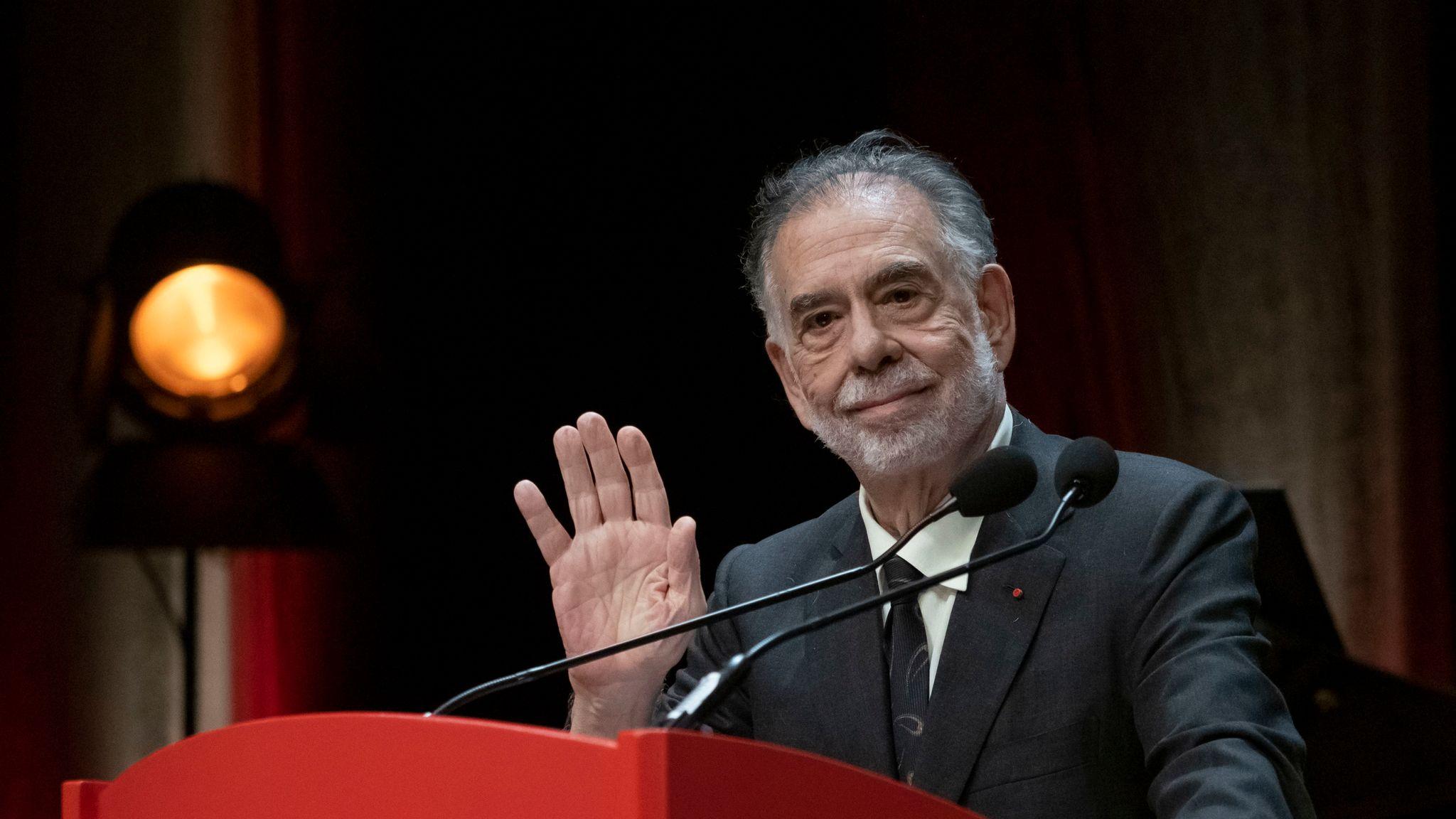 Francis Ford Coppola brands Marvel superhero films 'despicable'
