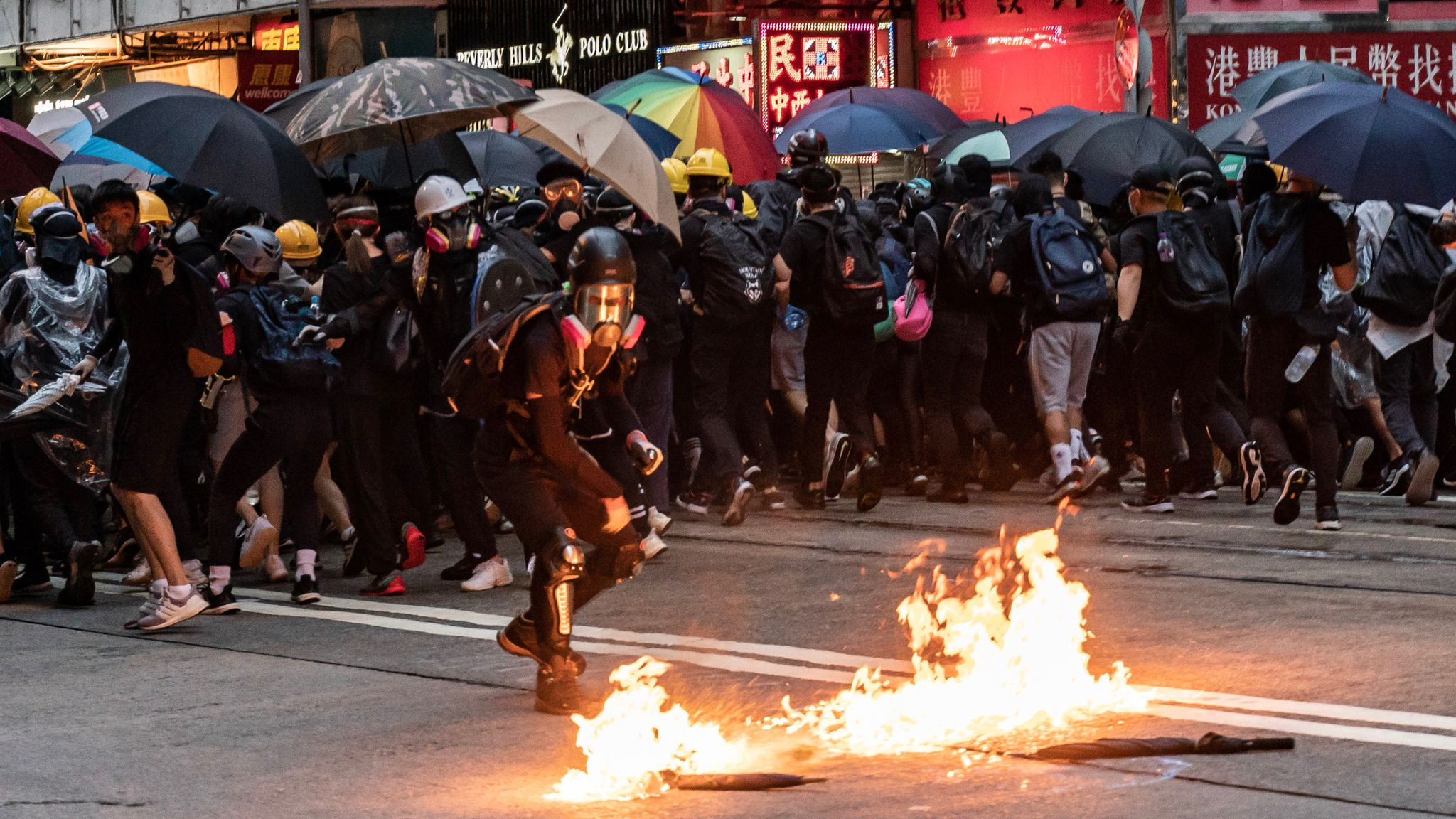 Hong Kong withdraws controversial extradition bill that led to months of protests