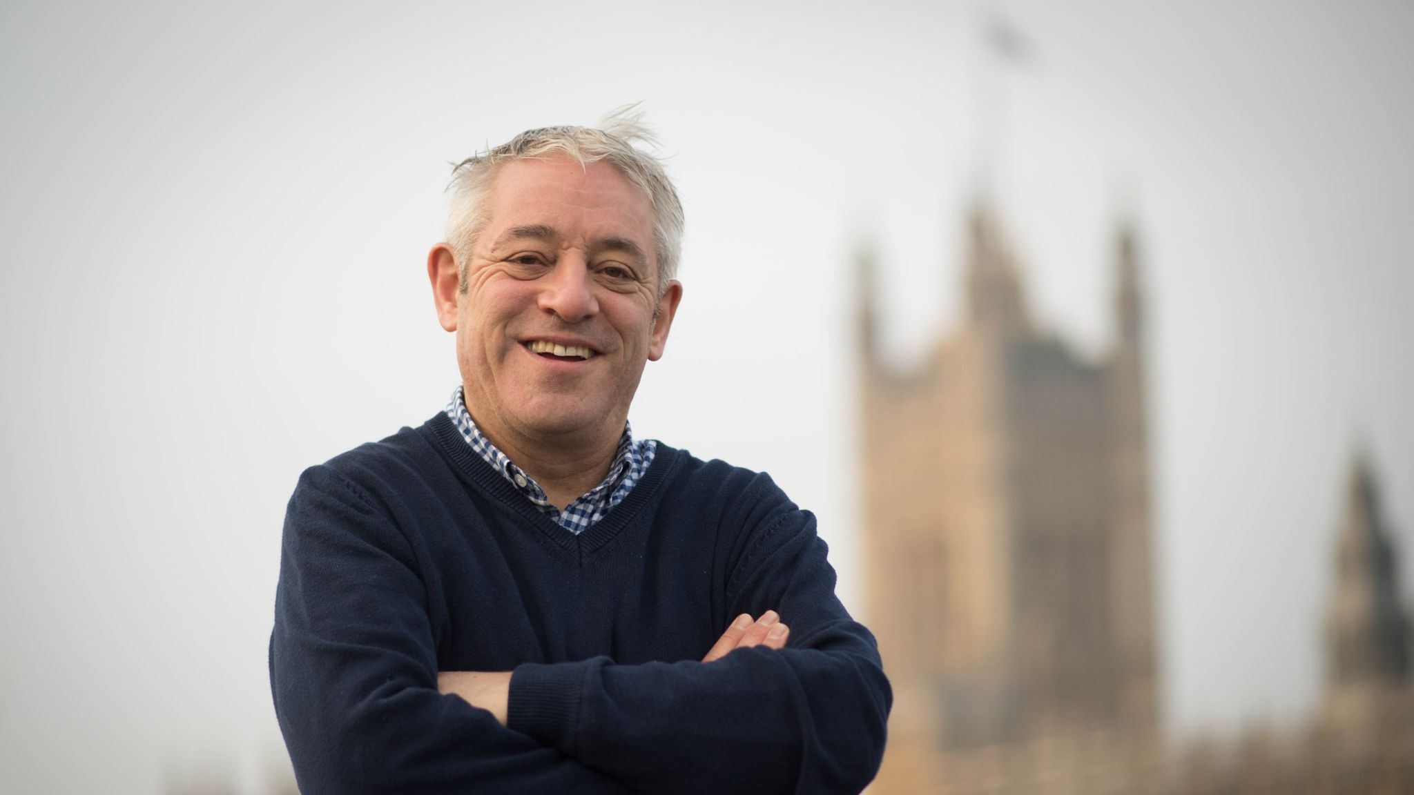 Downing Street: John Bercow peerage from Labour would go against convention