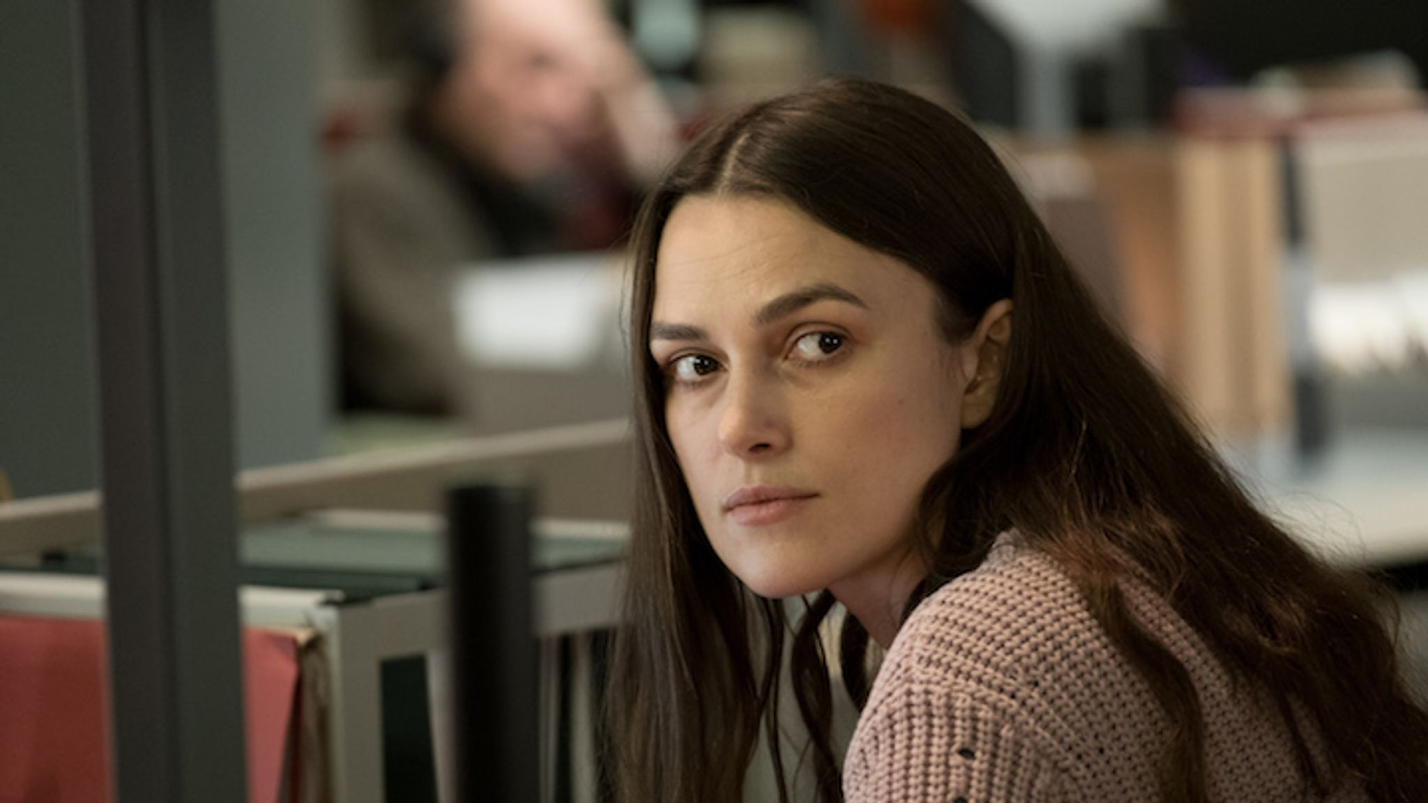 Keira Knightley: I'm a news junkie - but sometimes it's nice not to know