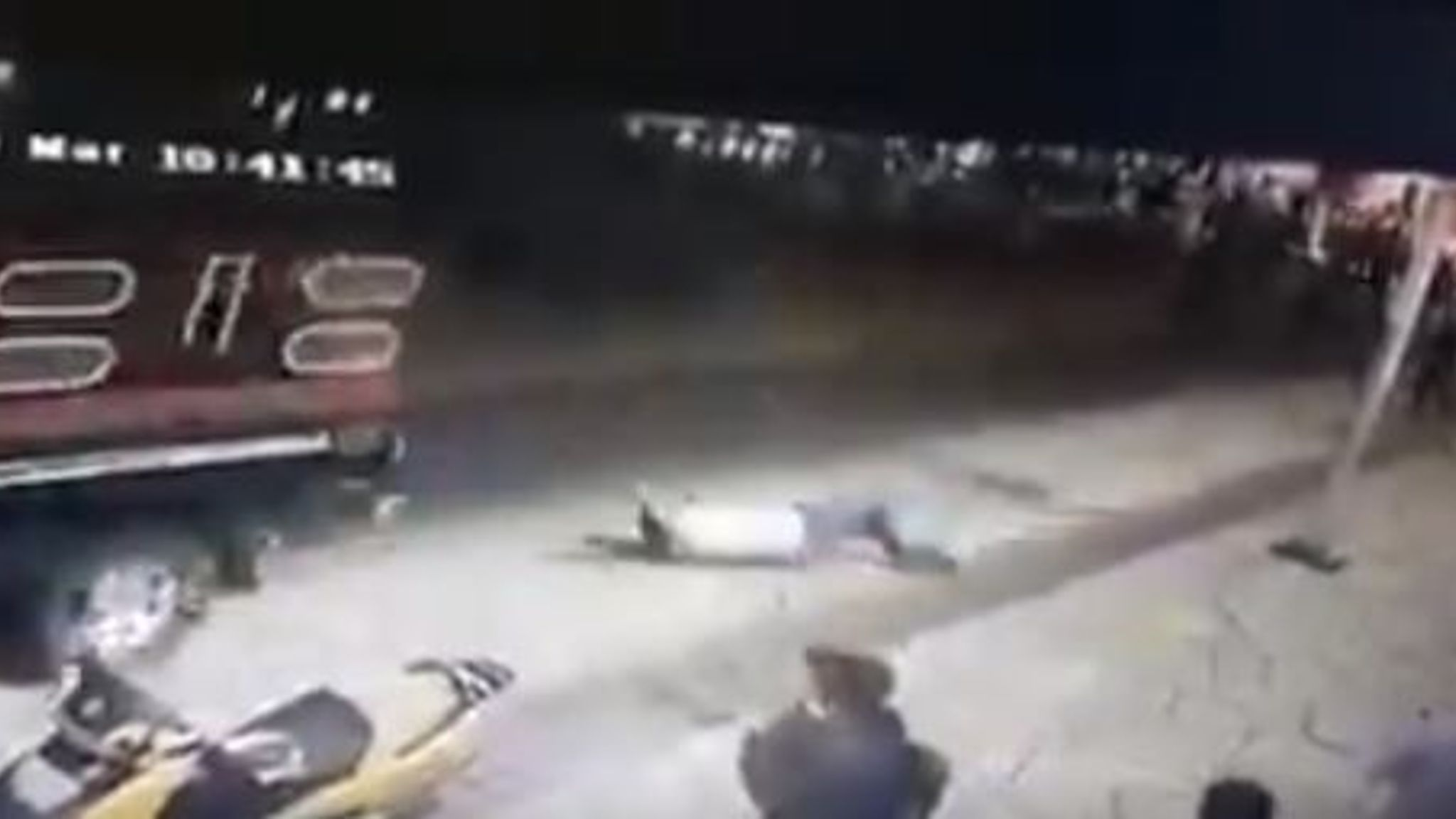 Mexican mayor dragged through streets by angry villagers on truck