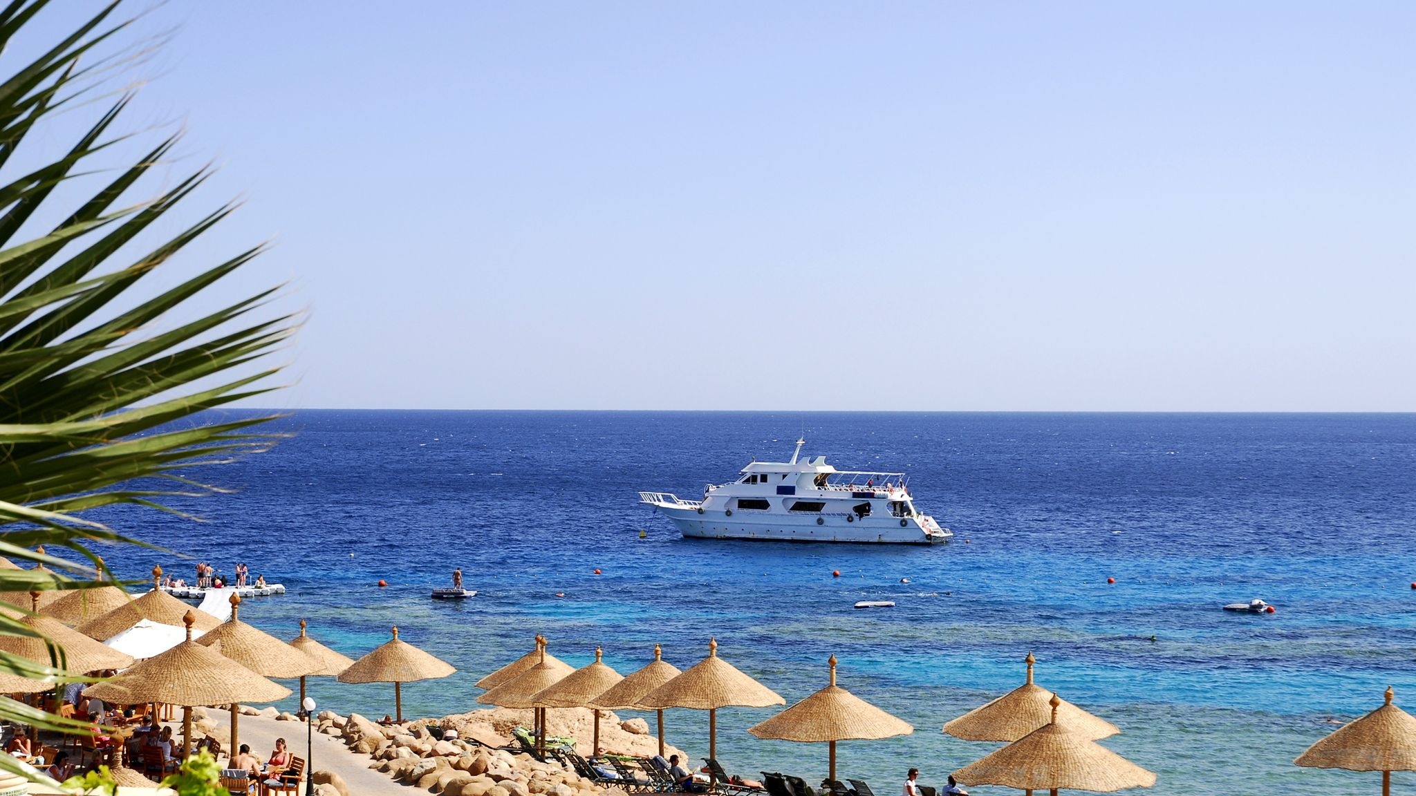 Ban on direct UK flights to Sharm el Sheikh lifted