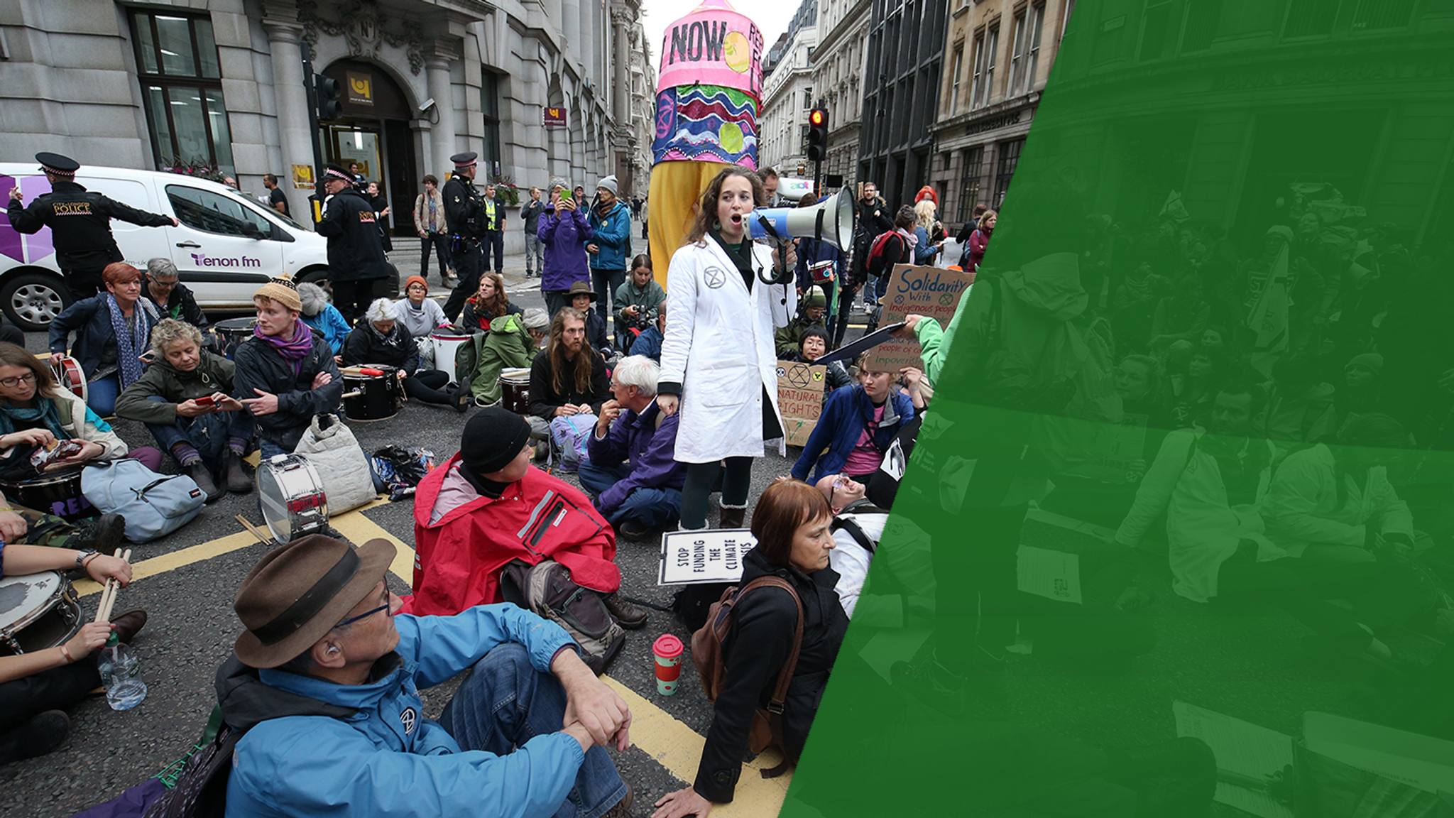 Sky Views: Extinction Rebellion should stop treating big business as the enemy