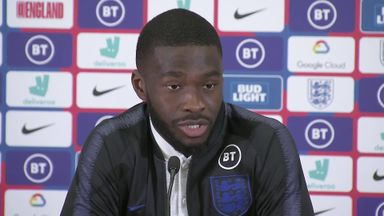 Tomori: No doubts over England