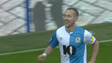 Holtby equalises for Blackburn