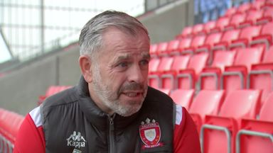 'Salford Red Devils used to rebuilding'