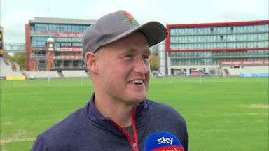 Lancs duo thrilled by England call-ups