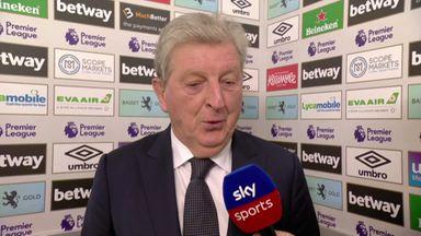 'West Ham normally my bogey team!'